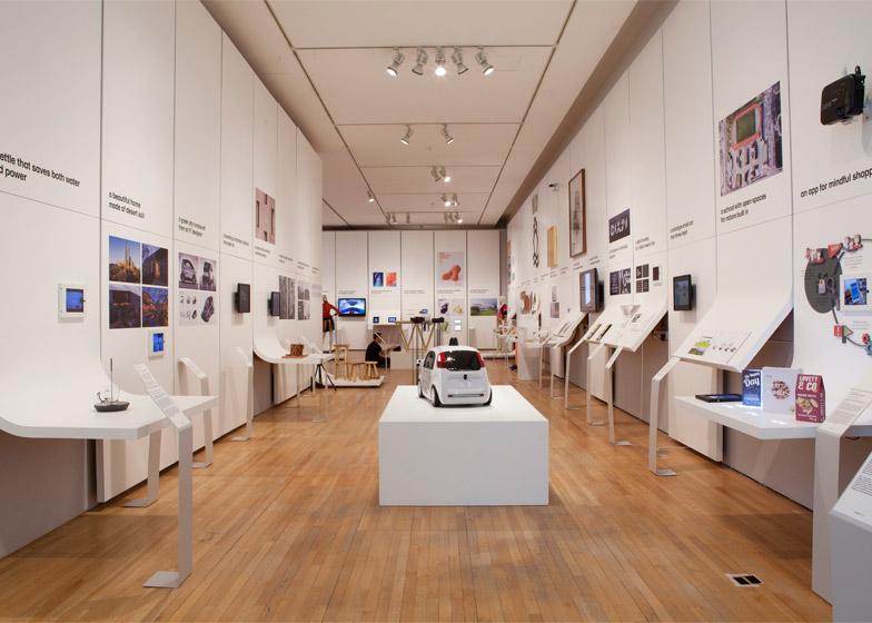 Designs Of The Year 2015 Exhibition Design By Benjamin Hubert