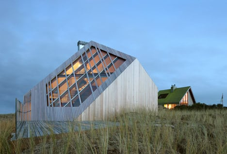 Dune House by Marc Koehler Architects