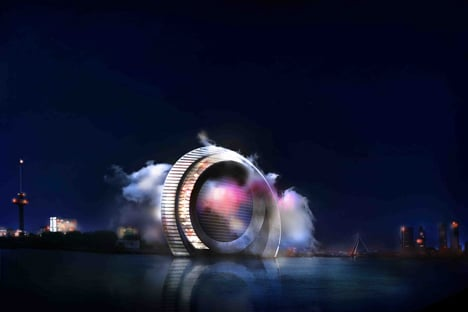 Dutch Windwheel wind turbine