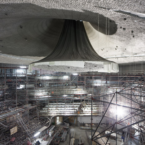 New photographs reveal the inside of Herzog & de Meuron's Elbphilharmonie