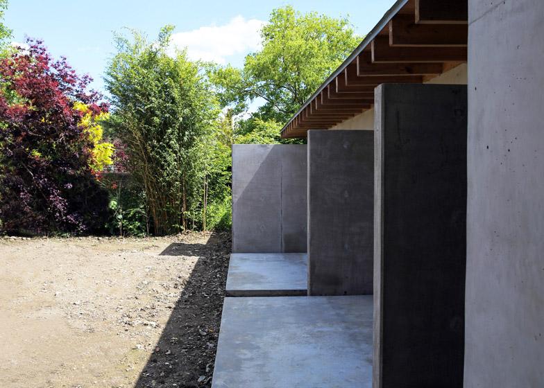 Esher House by Groves Natcheva Architects