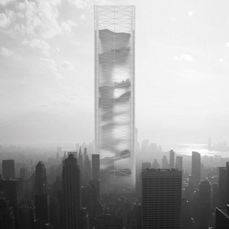 Evolo 2015 skyscraper competition