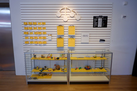 Pawn Tomorrow exhibition at the Museum of Arts and Design