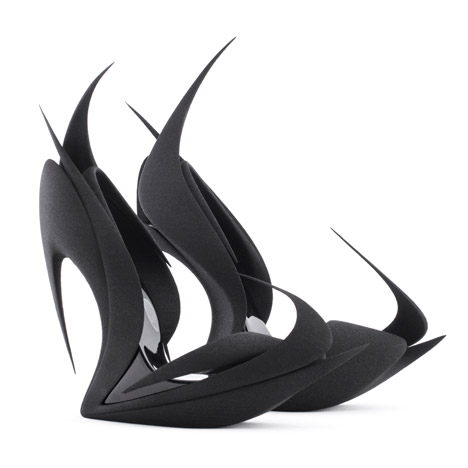 Flames by Zaha Hadid