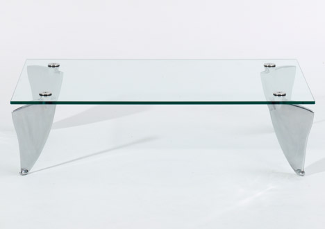 Flipper table by Matthew Hilton