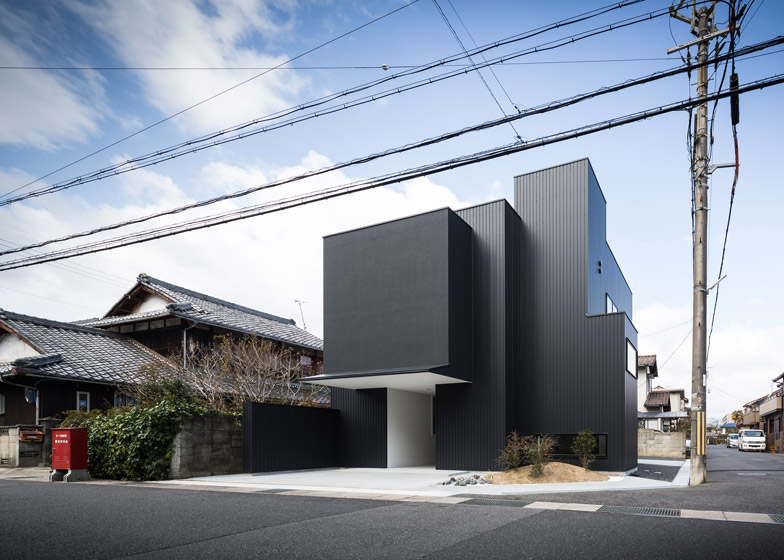 Framing House by FORM/Kouichi Kimura Architects