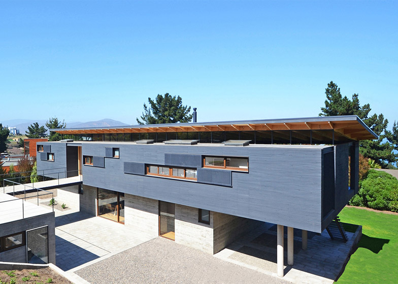 House in Chile by Alvaro Arancibia