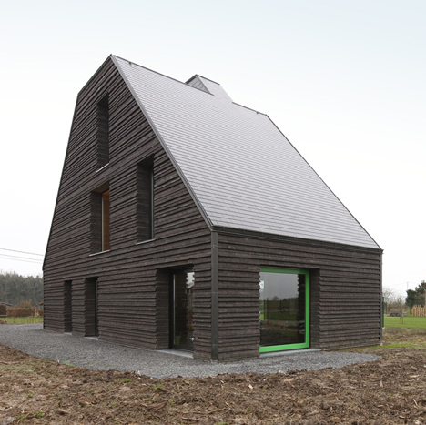 House VR in Belgium by Lezze