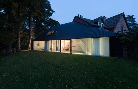 House in Almen by Barend Koolhaas