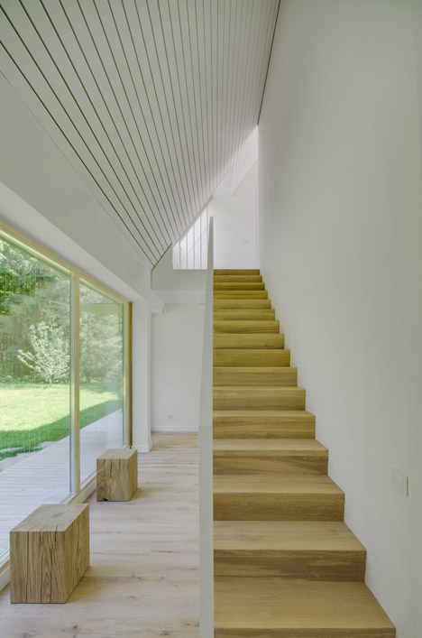 House in Trakai by Aketuri Architektai