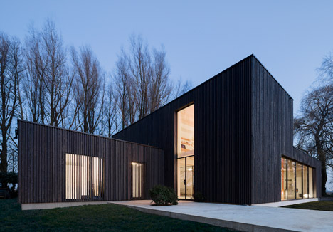 Huize Looveld by Studio Puisto and Bas van Bolderen Architectuur