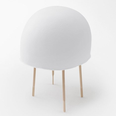 Nendo teams up with Luca Nichetto to create lights based on ice lollies