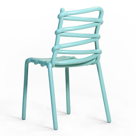 Loop Chair by Markus Johansson