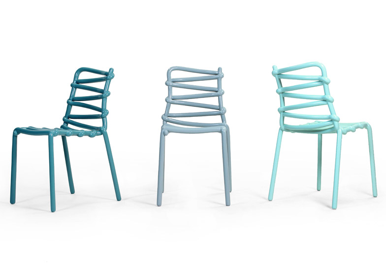 7 Of 9; Loop Chair By Markus Johansson