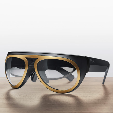 MINI Augmented Vision augmented-reality headset