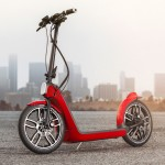 MINI's Citysurfer scooter concept anticipates a car-less future for urban areas