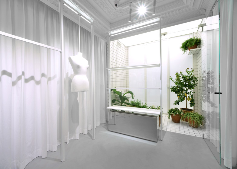 Maison Margiela in Milan