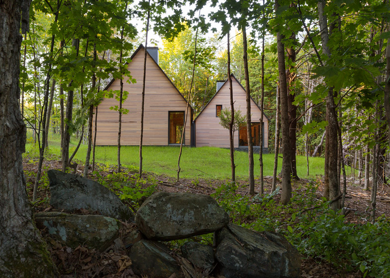 Marlboro Music: Five Cottages by HGA Architects and Engineers