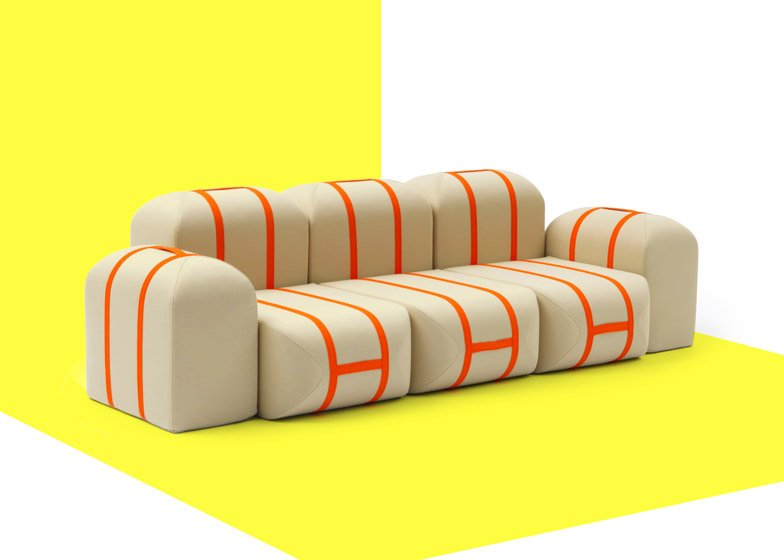 Matali Crassat's Self-made Seat for Campeggi