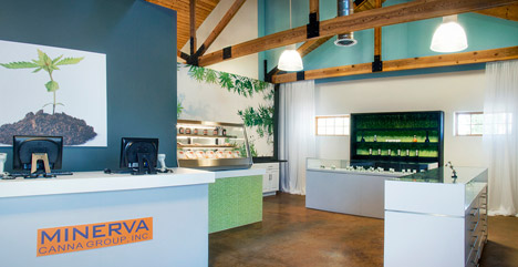 Final Dispensary by Megan Stone of High Road Design Studio