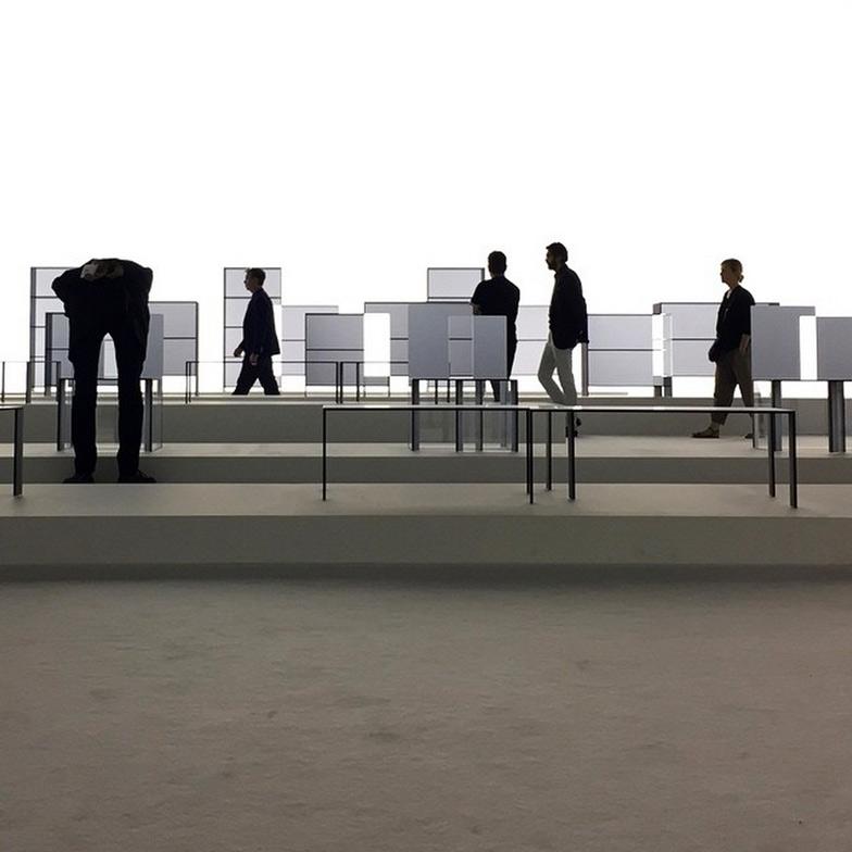 Nendo exhibition by Matti Klenell