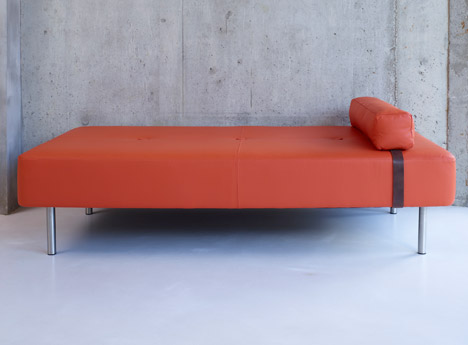 Missed daybed by Michael Marriott