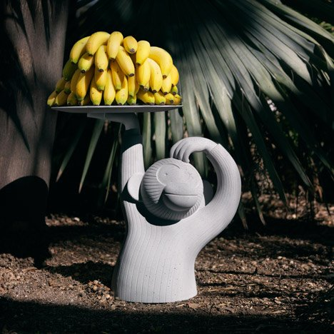 Monkey Table by Jaime Hayón for BD Barcelona Design