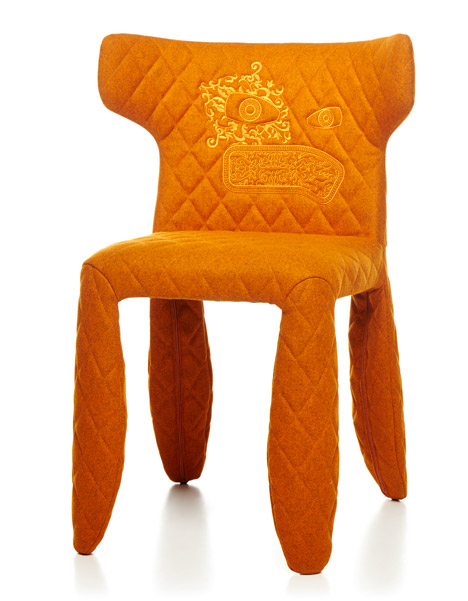 Monster Chair Divina 521 by Marcel Wanders