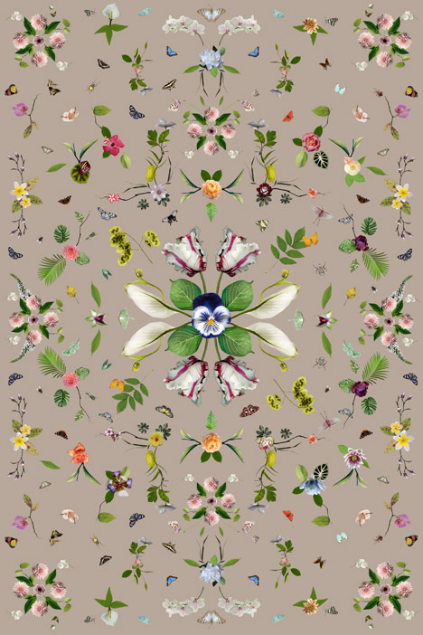 Moooi carpets for Milan 2015