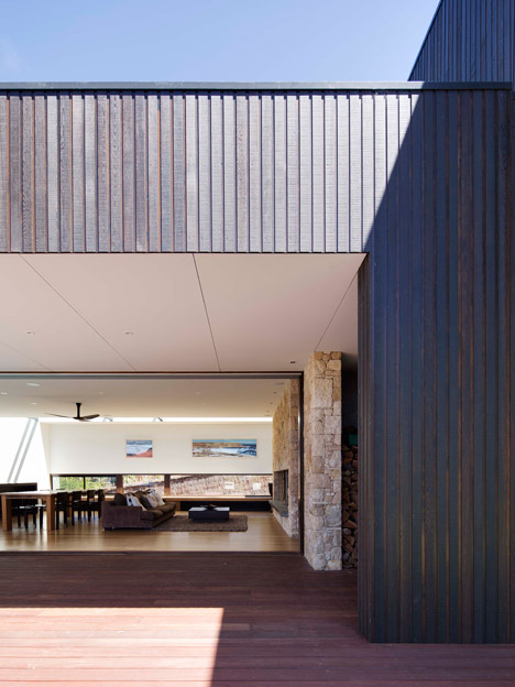 Mt Martha Beach House by Wolveridge Architects