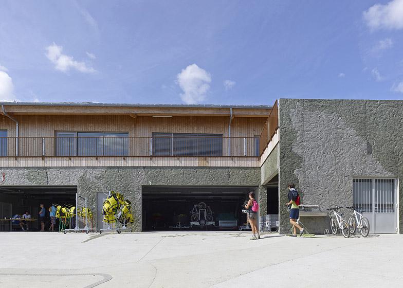 Nantes project by Guinee*Potin architectes