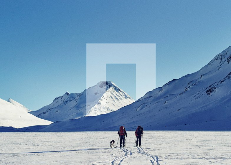 Snøhetta designs new visual identity for Norway's national parks