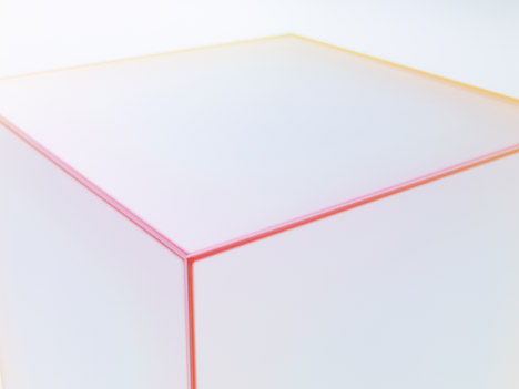 Nendo's Soft collection for Glas Italia