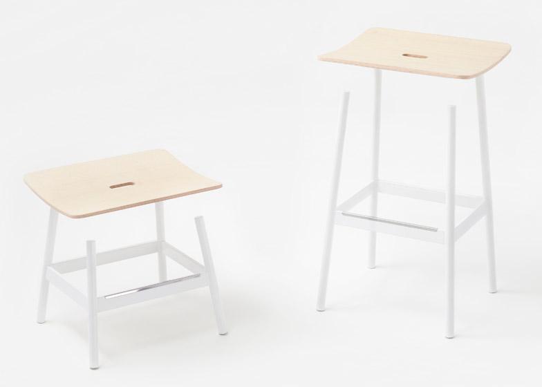 Float stool for Moroso