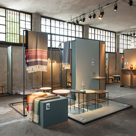 Norwegian Presence exhibition at Milan 2015