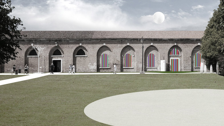 OMA to create immersive exhibition for Chinese Pavilion at Venice Art Biennale 2015