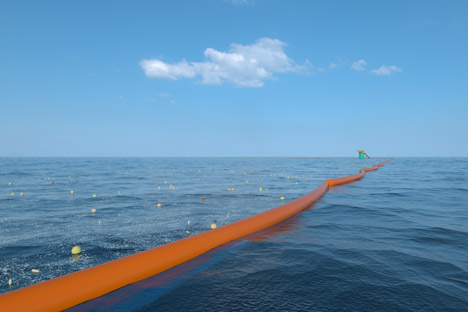 The Ocean Cleanup by Boyan Slat, Jan de Sonneville, Erwin Zwart