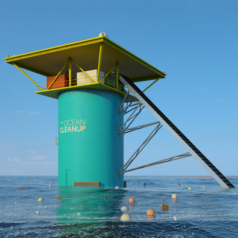 The Ocean Cleanup aims to strip 70 million kilos of plastic from the sea in 10 years