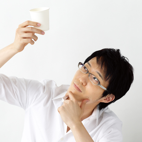 "Designing 400 projects at a time ""relaxes me"" says Nendo's Oki Sato"