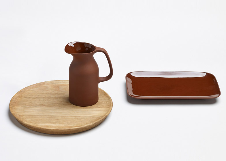 Olio collection by Barber & Osgerby for Royal Doulton
