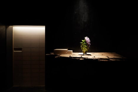 Origata Shop at MIWA member's club by Fumihiko Sano