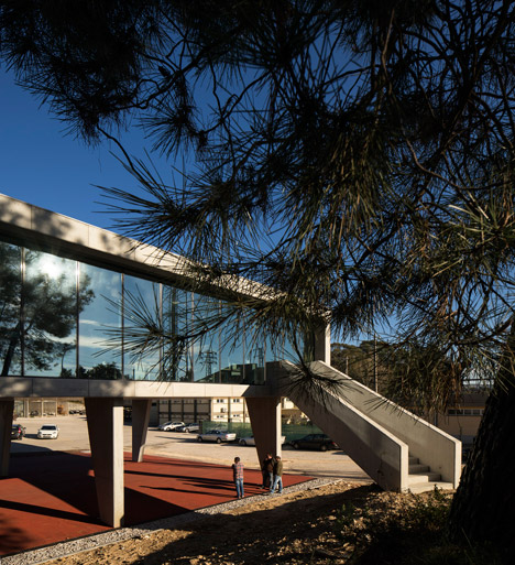 Palavras by Regino Cruz Arquitectos