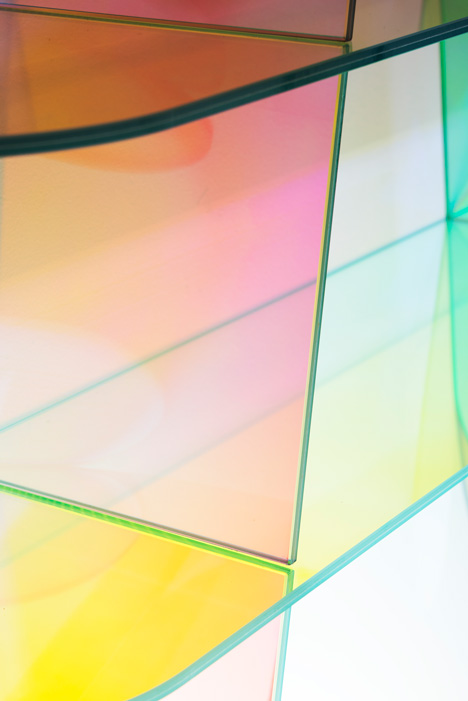 Patricia urquiola coats furniture with an iridescent sheen - The mobile little house the shortest way to freedom ...