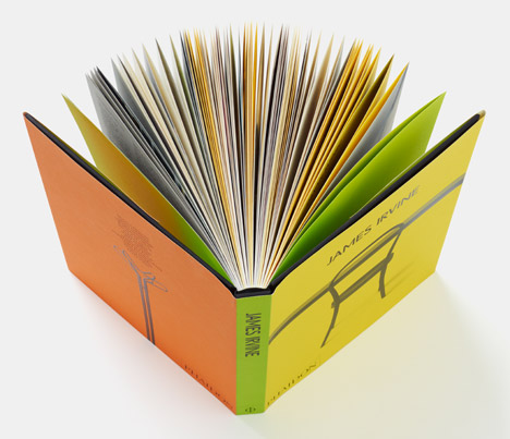 Phaidon James Irvine book competition