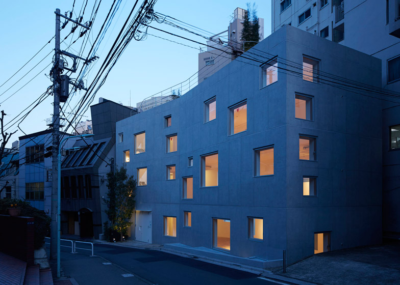 R4 in Roppongi by Florian Busch Architects