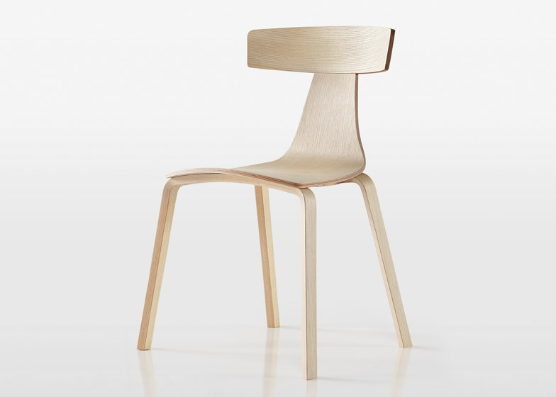 Remo Chair by Konstantin Grcic for Plank