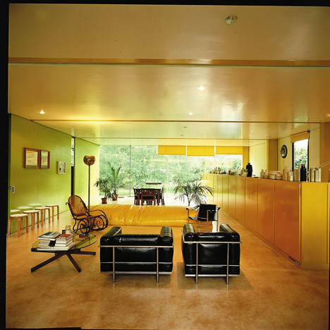 Richard Rogers donates Wimbledon house to Harvard design school