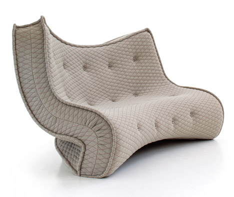 Matrizia sofa by Ron Arad for Moroso