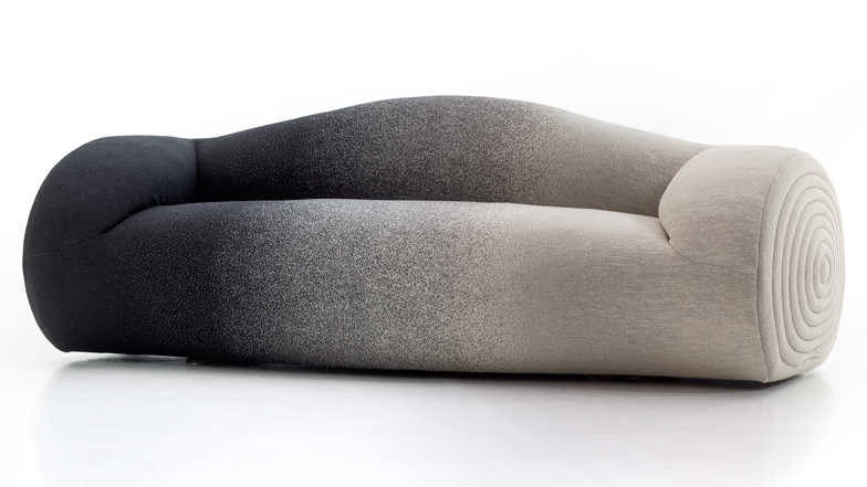 Ron Arad adds two sofa designs to Moroso collection