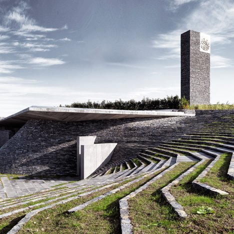 Sancaklar Mosque by Emre Arolat Architects